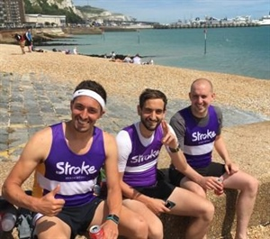 Head of Boys' PE raises nearly £2,000 by Running 131 Miles in Six Days