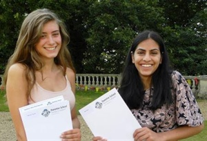 Dunottar Pupils thrilled with GCSE Success