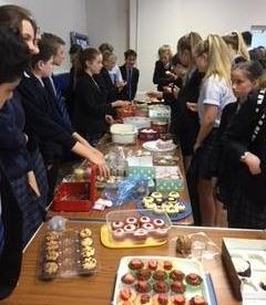 Pupils raise £500 for Alzheimer's Society