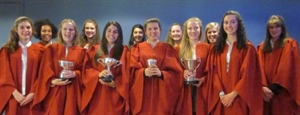 Choir Sweeps the Board at Woking Festival