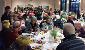 Dunottar PTA hosts 'Caring for Christmas' Lunch