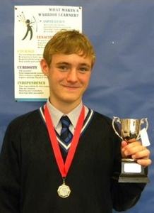 Pupil Awarded Honours at Redhill and Reigate Music and Drama Festival