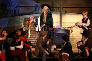 It's a Fine Life: 'Oliver!' wows Audience!