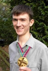Matt gains Gold at UK Competition Finals