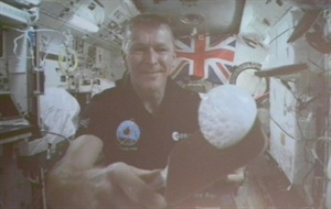 Pupils Take part in Cosmic Classroom led by Astronaut Tim Peake