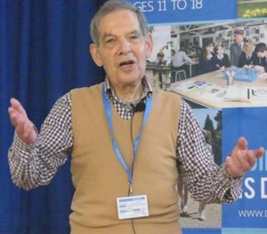 Dunottar School welcomes Survivor from the Holocaust Educational Trust