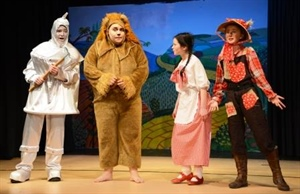 Wizard of Oz Wows Audience!