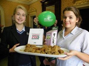 Dunottar PTA Raises over £200 for MacMillan Cancer Support