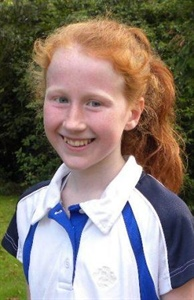 Beanie Selected for County Athletics