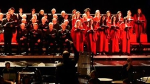 School Choir makes 'superb contribution' at Dorking Halls Concert