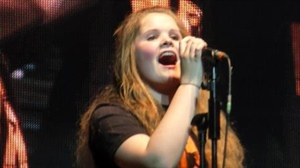 Dunottar Pupil Sings before Thousands at Wembley Arena