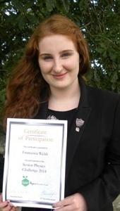 Dunottar Student Studies Physics at Cambridge University