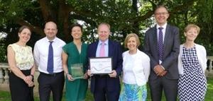 Dunottar School wins prestigious national Award