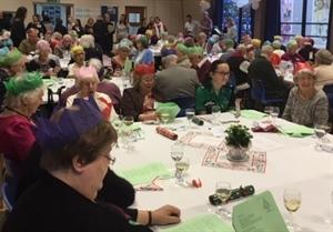 """Inspiring Purpose"": Dunottar PTA hosts Caring at Christmas Event"