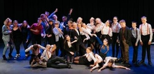 School impresses Audience at World's largest Drama Festival