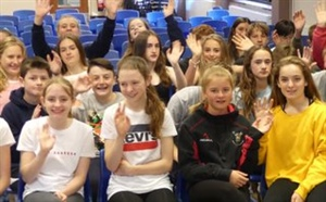 Pupils raise nearly £8,500 for charities