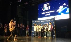 Dunottar Pupils win Award at First Lego League Regional Tournament