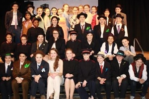 Guys and Dolls Receives Glowing Reception