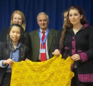 Holocaust Survivor Visits Dunottar School