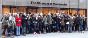 Students Visit The Big Apple