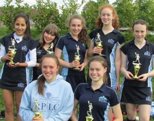 Dunottar Students win Trophies at Reigate Lacrosse Club