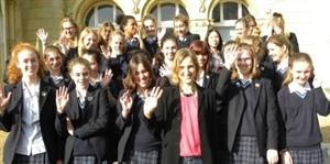 Bestselling Writer Tracy Borman Visits Dunottar School