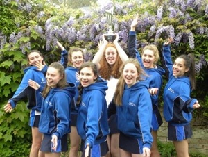 Under 15 Netball Team Comes Second in International Tournament