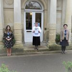 Gold award for History Department at Dunottar School