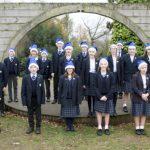 school carol service