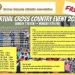 surrey schools cross country event 2021